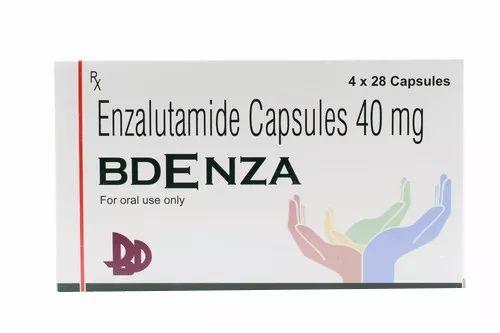 恩杂鲁胺是一种雄激素受体抑制剂